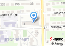 Компания «Чарочка» на карте