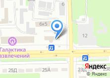 Компания «Ultramarin-style» на карте