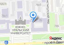 Компания «Отдел рекламных технологий и оперативной печати» на карте