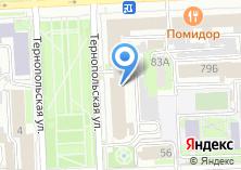 Компания «Метрон» на карте