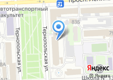 Компания «НТЦ-Геотехнология» на карте
