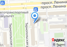Компания «Свои люди» на карте