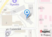 Компания «Рондо Стиль» на карте
