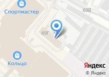 Компания «Уралпромтехцентр» на карте