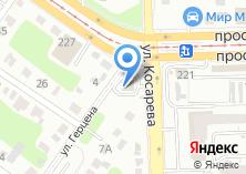Компания «Интервал и К» на карте