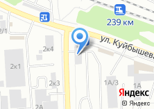 Компания «Mikado» на карте