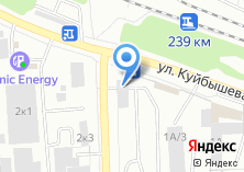 Компания «ОКБ КОЗЫРЕВ» на карте