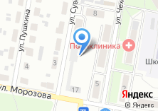 Компания «Городская больница №16» на карте