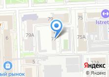 Компания «СТО АВТО» на карте