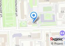 Компания «ЮУТПП» на карте