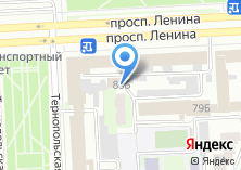 Компания «Exadel» на карте