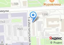 Компания «ГОЛЬЦЕВА, ДАНИЛЕВСКИЙ И ПАРТНЕРЫ ЮРИДИЧЕСКАЯ ФИРМА» на карте