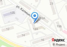 Компания «Продуктовый магазин на Пети Калмыкова» на карте