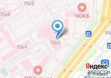 Компания «Профессорская клиника доктора Пухова» на карте