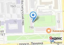 Компания «Детский сад №195» на карте