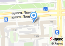 Компания «Юнекомс» на карте