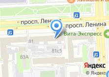 Компания «ЧелябСтройГрад» на карте