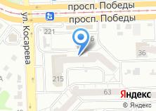 Компания «УРАЛТОК» на карте