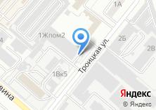 Компания «Профи Хаус» на карте