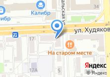 Компания «Белтимпэкс-Урал» на карте