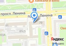 Компания «ЭКОТЭК-СТРОЙ» на карте