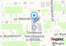 Компания «ДОСААФ России» на карте