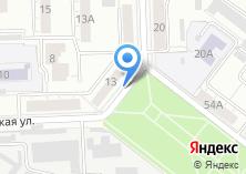 Компания «Фисс» на карте