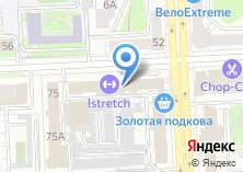 Компания «1 АВТО» на карте