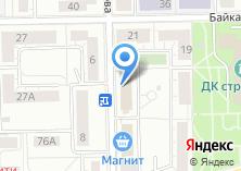 Компания «РАВИС» на карте