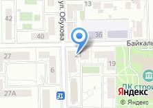 Компания «Ремжилзаказчик» на карте