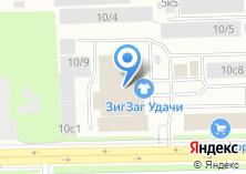 Компания «Чистая заводь база отдыха» на карте