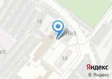 Компания «Гаражно-строительный кооператив №204» на карте