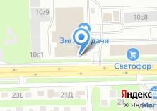 Компания «УралМонолит» на карте