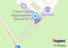Компания «ДЮСШ по теннису им. Б. Маниона» на карте