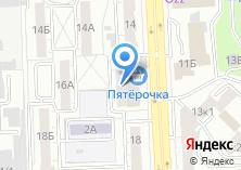 Компания «Ас-сервис, samsung сервис плаза» на карте