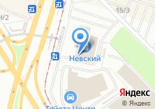 Компания «Кипарис» на карте