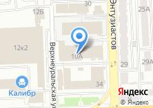 Компания «Тико» на карте
