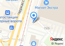 Компания «Оранжевый шиномонтаж» на карте