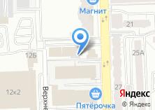 Компания «Park creative agency» на карте
