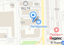 Компания «Тулс» на карте