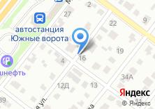 Компания «Спортивная Федерация Сквоша» на карте