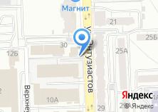 Компания «Нокаут» на карте