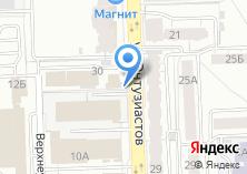 Компания «Ассоциация профессионального тайского бокса России» на карте