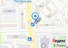 Компания «Русский Холод» на карте