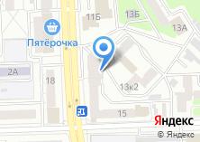 Компания «Миссия Профи» на карте