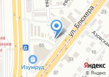 Компания «Восточный дворик» на карте