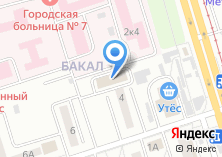 Компания «vsezap.pro» на карте