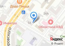 Компания «Активбух» на карте