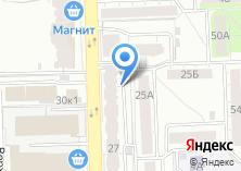 Компания «ПАТП» на карте