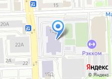 Компания «Федерация русского рукопашного боя по системе А.А. Кадочникова» на карте